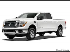 2017 Nissan Titan XD SV Gas Truck Single Cab