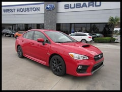 New 2019 Subaru WRX Sedan 89062 in Houston, TX