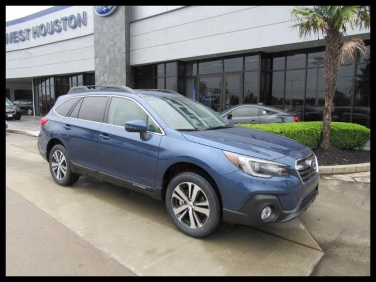 New 2019 Subaru Outback 2.5i Limited SUV in Houston, TX
