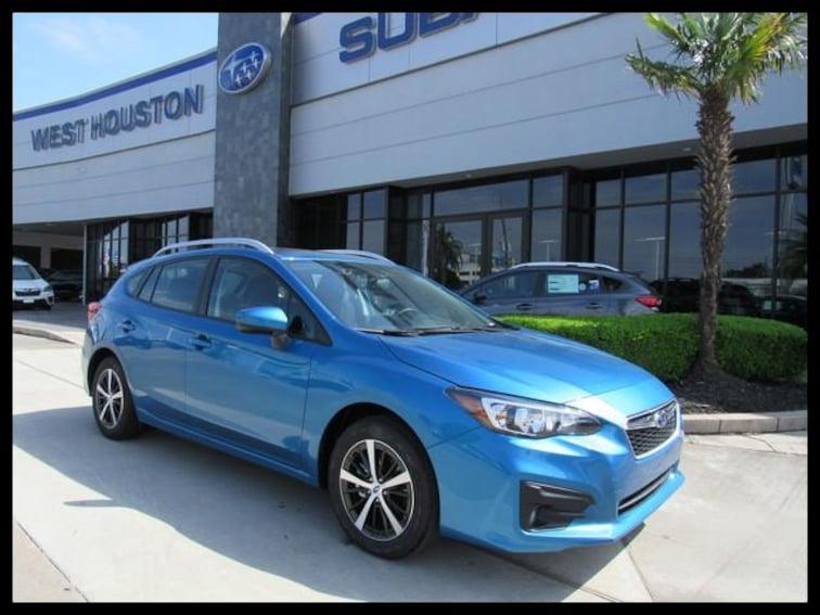 New 2019 Subaru Impreza 2.0i Premium 5-door in Houston, TX