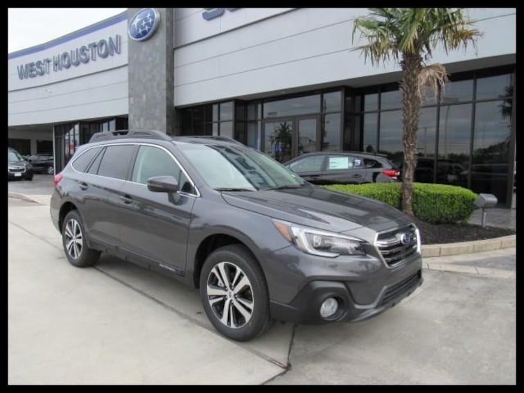 New 2019 Subaru Outback 3.6R Limited SUV in Houston, TX