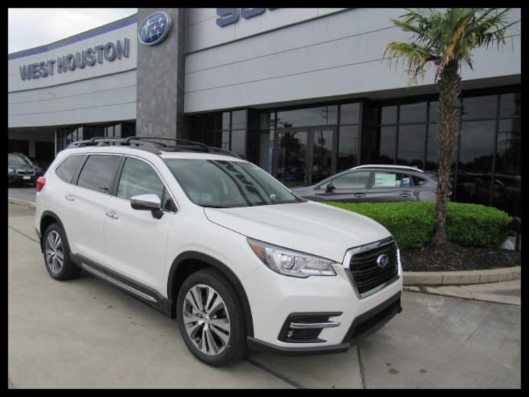 New 2019 Subaru Ascent Touring 7-Passenger SUV in Houston, TX