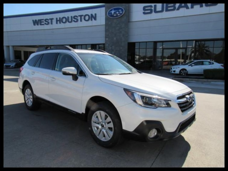 New 2019 Subaru Outback 2.5i Premium SUV in Houston, TX