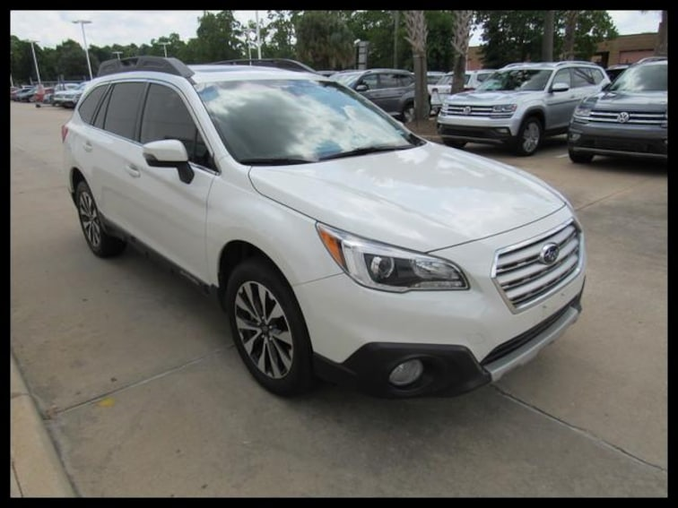 Used 2017 Subaru Outback 2.5i Limited SUV 49396A in Houston, TX