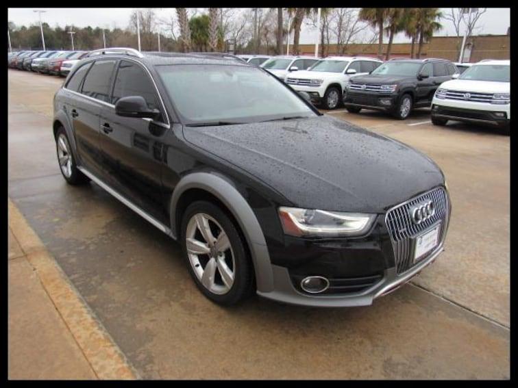 Used 2014 Audi Allroad Premium  Plus Wagon 292040A in Houston, TX