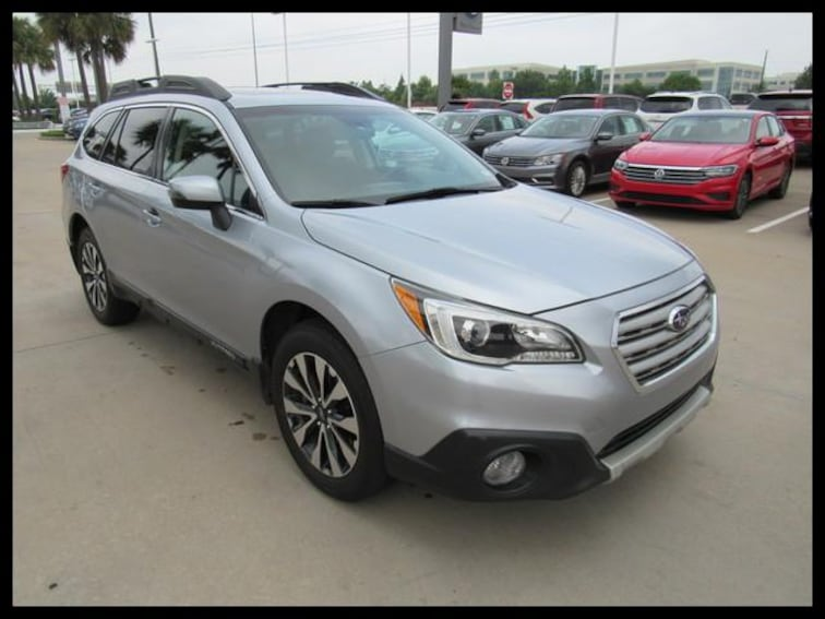 Used 2015 Subaru Outback 3.6R Limited Wagon 69289A in Houston, TX