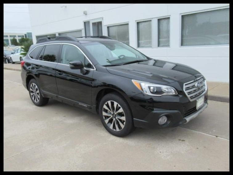 Used 2017 Subaru Outback 2.5i Limited SUV R131 in Houston, TX