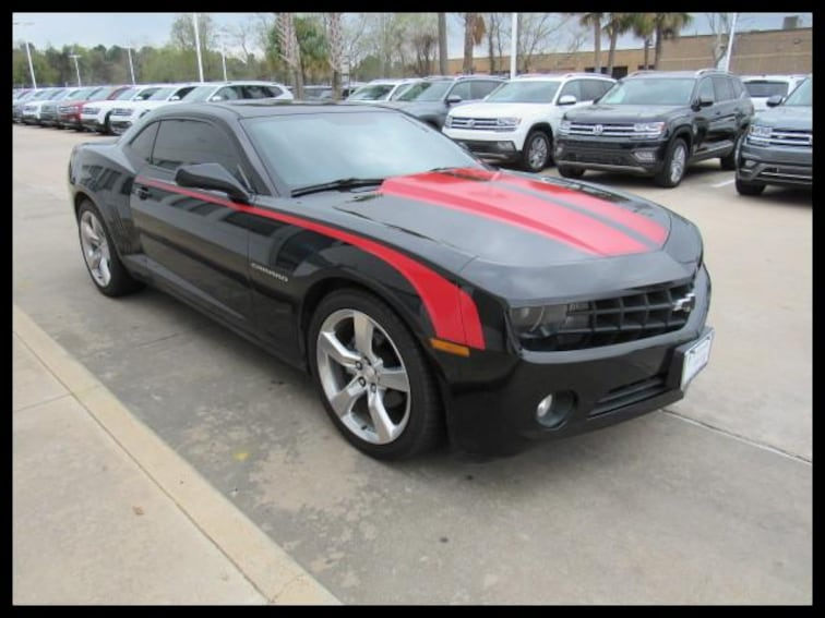 Used 2012 Chevrolet Camaro 1LT Coupe S2191A in Houston, TX