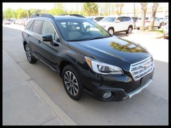 Certified Pre-Owned 2017 Subaru Outback 2.5i Limited SUV 69219A for sale in Houston, TX