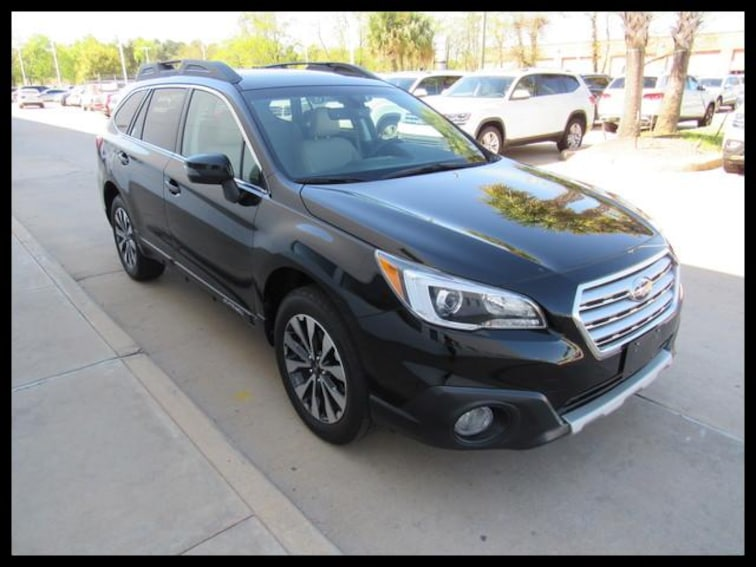 Used 2017 Subaru Outback 2.5i Limited SUV 69219A in Houston, TX