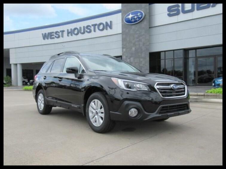 New 2019 Subaru Outback 2.5i Premium SUV in Houston, TX