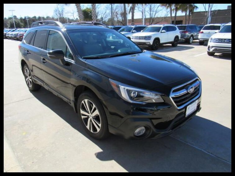Used 2018 Subaru Outback 2.5i Limited SUV 69171A in Houston, TX