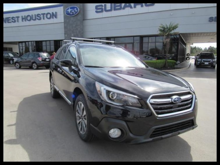 New 2019 Subaru Outback 3.6R Touring SUV in Houston, TX