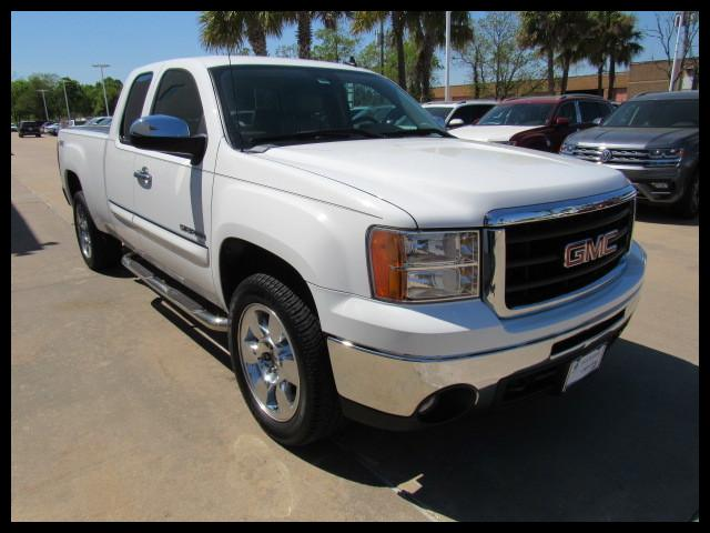 Used 2011 GMC Sierra 1500 4WD Ext Cab 143 5 SLE for sale in