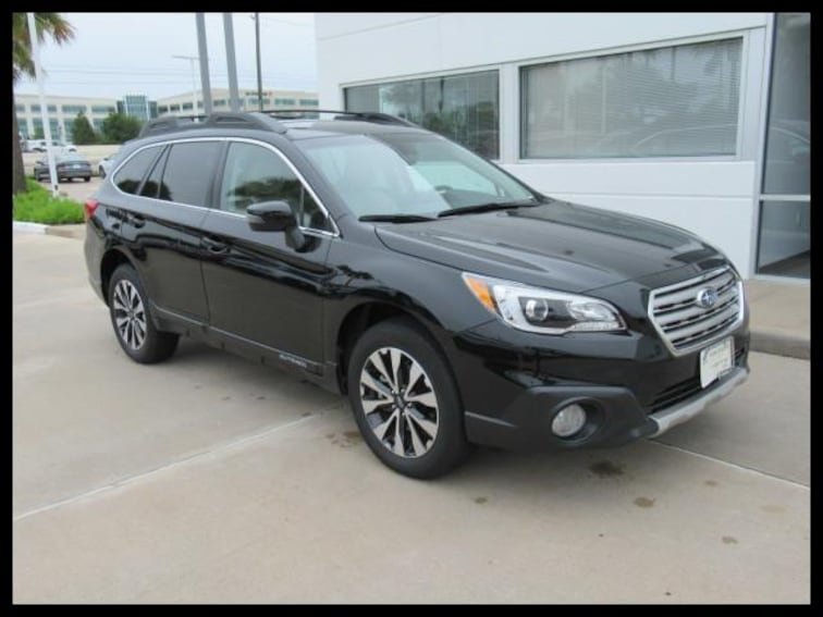 Used 2017 Subaru Outback 2.5i Limited SUV R132 in Houston, TX