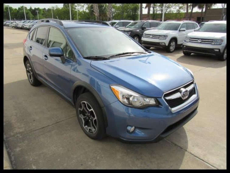 Used 2015 Subaru XV Crosstrek Man 2.0i SUV 29356A in Houston, TX