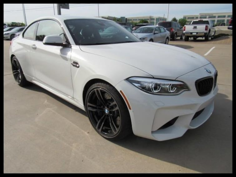 Used 2018 BMW M2 Coupe 89066A in Houston, TX