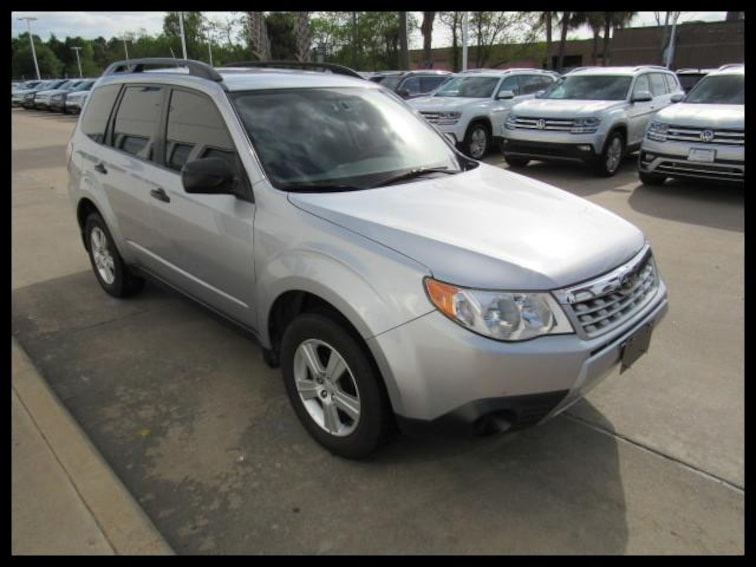 Used 2013 Subaru Forester Auto 2.5X SUV 79305A in Houston, TX