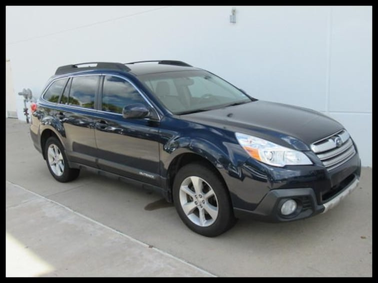 Used 2014 Subaru Outback H4 Auto 2.5i Limited Wagon 28679B in Houston, TX
