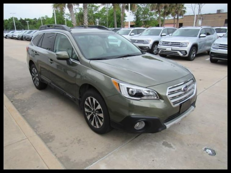 Used 2016 Subaru Outback 2.5i Limited Wagon 69282A in Houston, TX