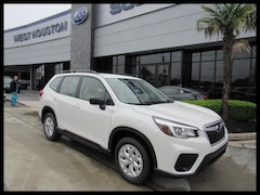 New 2019 Subaru Forester Standard SUV 49238 in Houston, TX