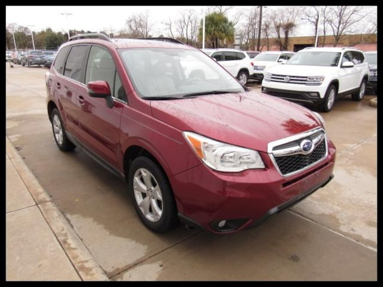 Used 2014 Subaru Forester Auto 2.5i Touring Pzev SUV 49176A in Houston, TX