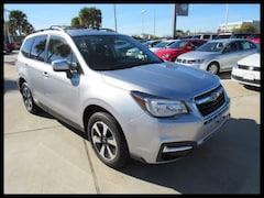 Certified Pre-Owned 2017 Subaru Forester 2.5i Premium CVT SUV P0275 for sale in Houston, TX