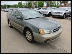 Used 2002 Subaru Legacy Wagon Outback H6 L.L. Bean Edition Wagon 29257A in Houston, TX