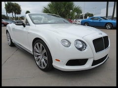 New 2015 Bentley Continental GT V8 S Convertible FM001 in Houston, TX