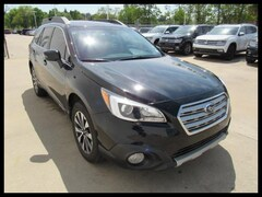 Certified Pre-Owned 2017 Subaru Outback 2.5i Limited SUV 89081A for sale in Houston, TX
