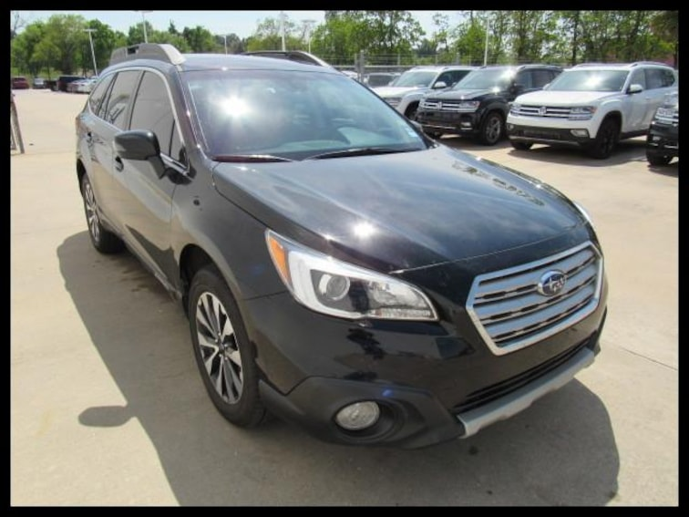 Certified Pre-Owned 2017 Subaru Outback 2.5i Limited SUV 89081A in Houston, TX