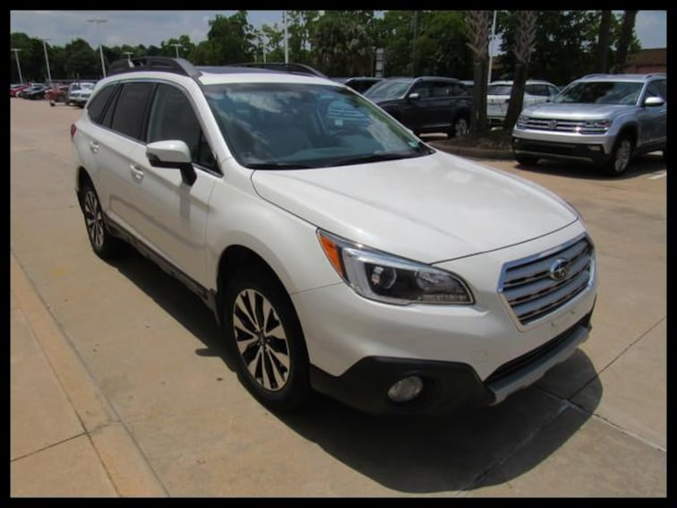 Used 2017 Subaru Outback 2.5i Limited SUV 29351A in Houston, TX