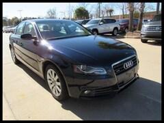2011 Audi A4 Auto Quattro 2.0T Premium  Plus Sedan 159063A