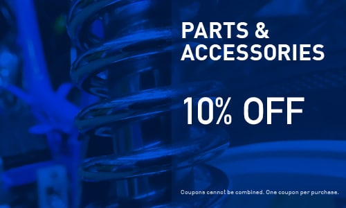 May | Parts & Accessories