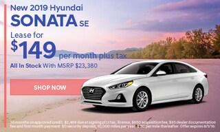 July | 2019 Hyundai Sonata