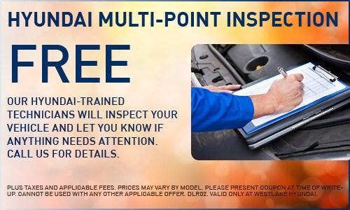 Service | Multi Point Inspection