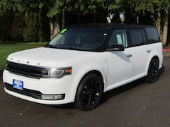 New 2018 Ford Flex 4DR Limited AWD Sport Utility Vehicle in Washougal, WA