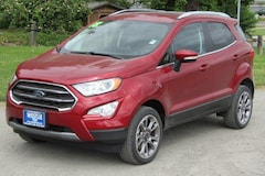 New 2018 Ford EcoSport 4DR SUV Titanium 4WD Sport Utility Vehicle in Washougal, WA