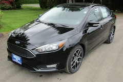 New 2018 Ford Focus 4DR SDN SEL Sedan in Washougal, WA