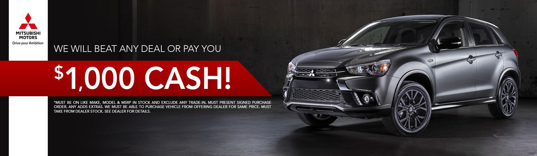 Mitsubishi Dealer San Antonio Tx New Used Mitsubishi Service
