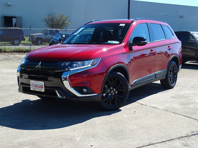 New 2019 Mitsubishi Outlander For Sale at WEST LOOP