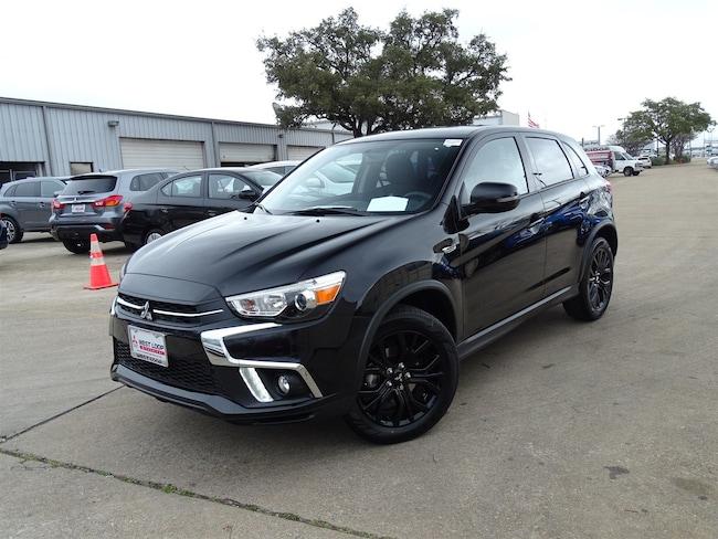 West Loop Mitsubishi San Antonio Tx >> New 2019 Mitsubishi Outlander Sport For Sale At West Loop
