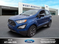 2020 Ford EcoSport S FWD Sport Utility