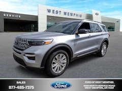 2020 Ford Explorer Limited RWD Sport Utility