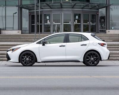 2021 Toyota Corolla Hatchback CVT Nightshade