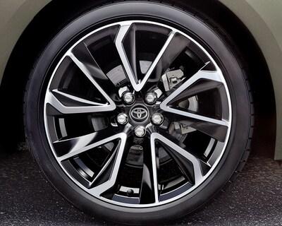2021 Toyota Corolla Hatchback XSE Wheel