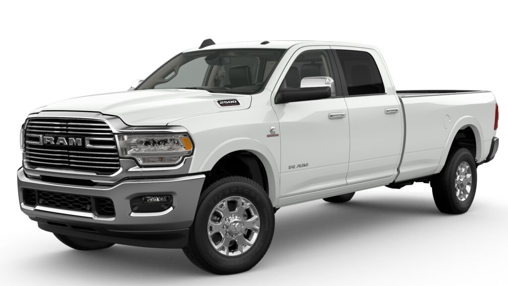 2019 Ram 2500 Crew Cab Long Bed