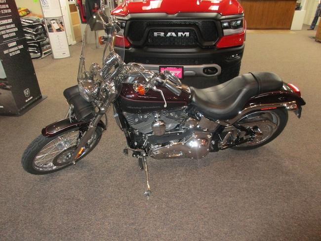 2005 Harley-Davidson FXSTDI Softail Deuce Motorcycle