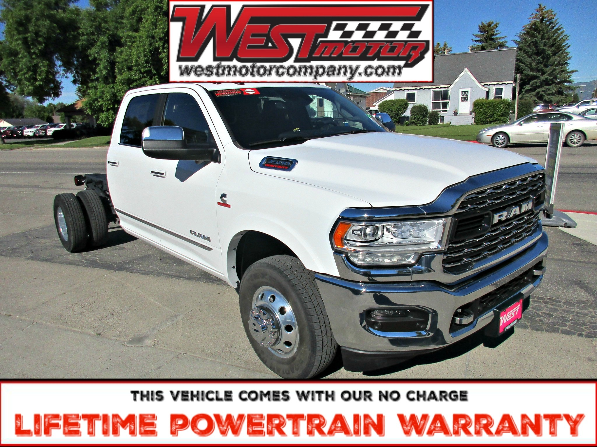 2019 Ram 3500 Chassis Crew Chassis Cab
