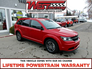 2018 Dodge Journey SE Blacktop AWD Crossover